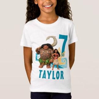 Moana | Geburtstag T-Shirt
