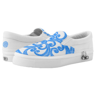 Moana (polynesisches Wort für den Ozean) Entwurf Slip-On Sneaker