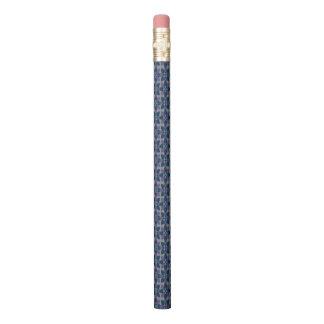 Mod-Blumen-Veilchen Bleistift