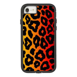 Mod-brennender Leopard Case-Mate Tough Extreme iPhone 8/7 Hülle