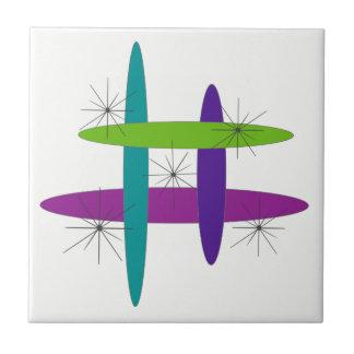 Mod elliptisch fliese