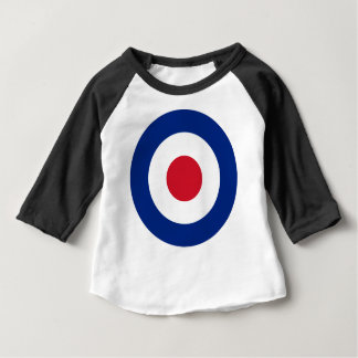 Mod - klassisches Roundel - Baby T-shirt