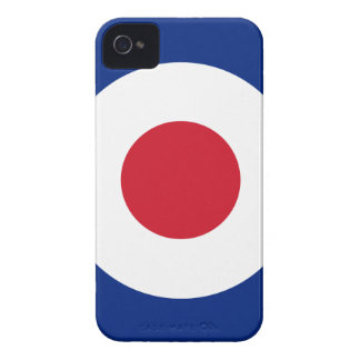 Mod - klassisches Roundel - Case-Mate iPhone 4 Hülle