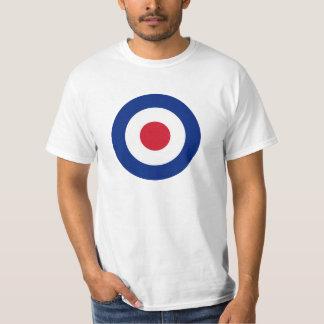 Mod - klassisches Roundel - T-Shirt