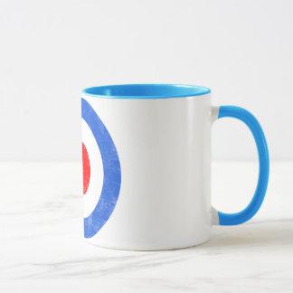Mod-Ziel-Tasse Tasse