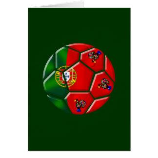 Moda Portuguesa - Fuetbol Chique Karte