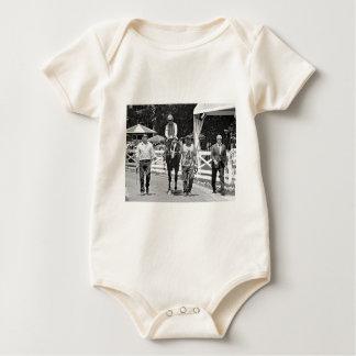 Mode-Alarm gewinnt das Schuylerville Baby Strampler