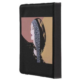 Mode-Dame Kindle Touch Case für Frauen Kindle 4 Cover