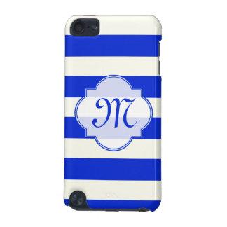 Mode der blauen Streifen iPod Touch 5G Hülle