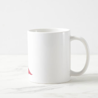 Mode-Illustration Kaffeetasse