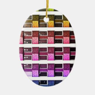 Mode-Kunst-fester glänzender königlicher reicher Keramik Ornament