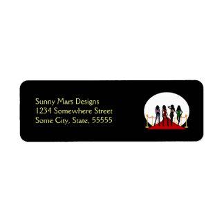 Mode-Mädchen-roter Teppich-kundenspezifische