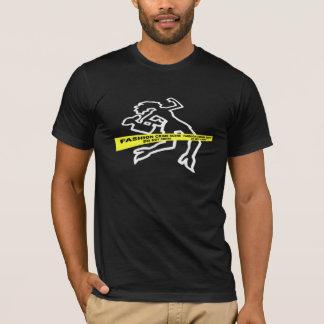Mode-Opfer-Damen-T-Shirt T-Shirt