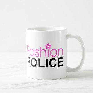Mode-Polizei Kaffeetasse