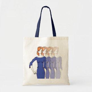 Mode-Zahl Tasche