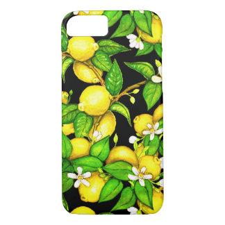 Mode-Zitronen-Druck iPhone Fall iPhone 8/7 Hülle