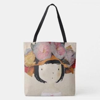 Modeabdeckungskunst Tasche