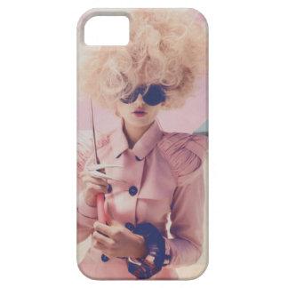 Modemädchen iPhone 5 Hüllen