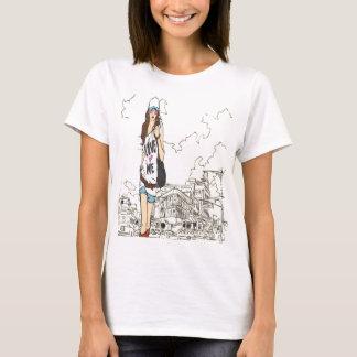 Modemädchen T-Shirt