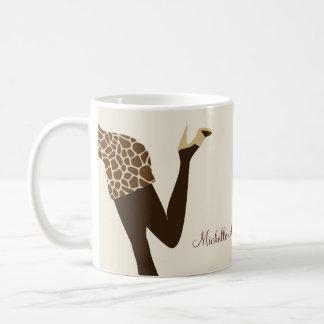 Modemädchen Tasse
