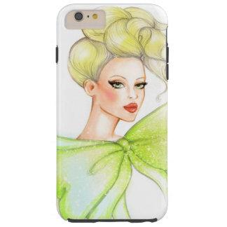 Modemädchen Tough iPhone 6 Plus Hülle