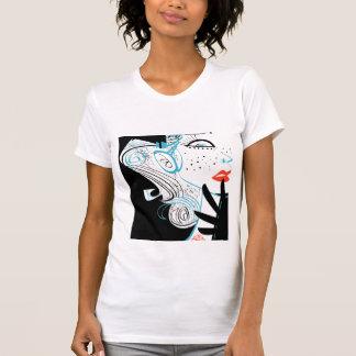 Modemädchen Hemden