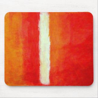 Moderne abstrakte Kunst - Rothko Art Mauspad