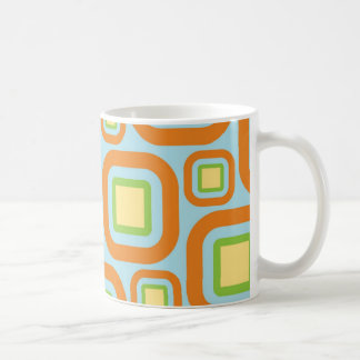 Moderne Eames Rechtecke 24 Kaffeetasse