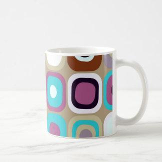 Moderne Eames Rechtecke 33 Kaffeetasse
