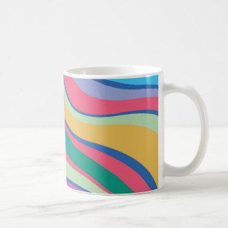 Moderne Eames Wellen 8 Kaffeetasse