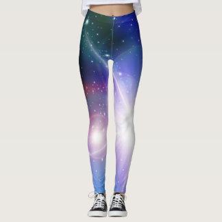 Moderne Galaxie #7 Leggings
