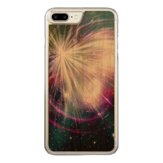 Moderne Galaxie #9 Carved iPhone 8 Plus/7 Plus Hülle