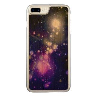 Moderne Galaxie Carved iPhone 8 Plus/7 Plus Hülle
