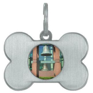 Moderne hängende künstlerische Bell Tiermarke