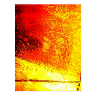 Moderne Kunst - abstrakte Kunst Postkarten