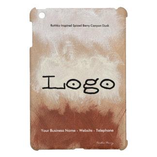 Moderne Kunst-Geschäfts-Logo Rothko inspiriertes iPad Mini Hülle