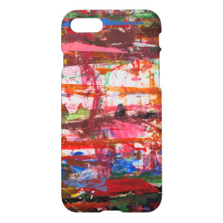 Moderne Kunst iPhone 8/7 Hülle