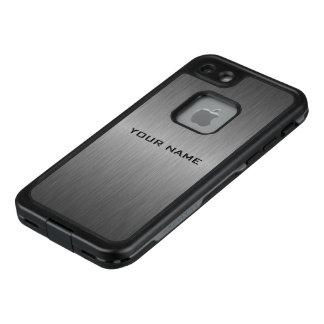 Moderne Namensschablone LifeProof FRÄ' iPhone 8/7 Hülle
