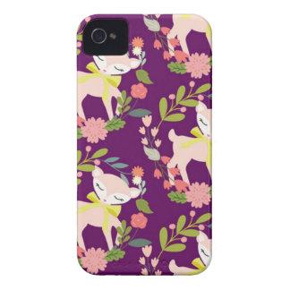 Moderne schicke Babyrotwild Case-Mate iPhone 4 Hüllen