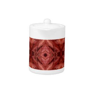 Moderne staubige Rosen-nahtloses Muster