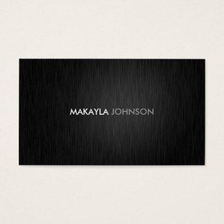 Moderne und minimale berufliche Geschäfts-Karten Visitenkarten