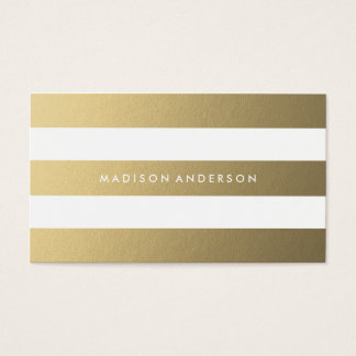 Moderne Visitenkarten des Chic-|