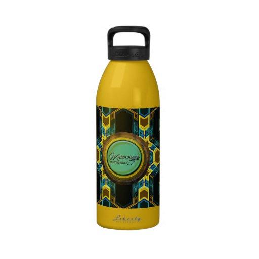 Moderne Wasser-Flaschen-Wahlen des Ureinwohner-2 Trinkflaschen
