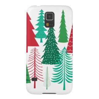 moderne zeitgenössische Weihnachtsbäume Hülle Fürs Galaxy S5