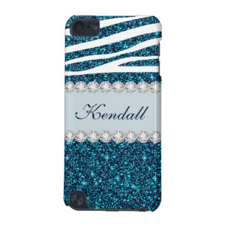Moderner 5G iPod Touch-Fall Girly aquamarinen iPod Touch 5G Hülle