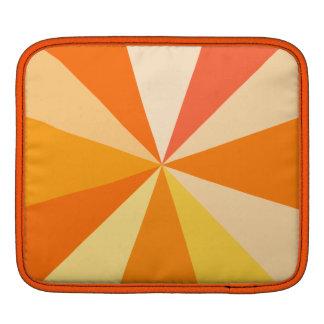 Moderner 60er der Pop-Kunst Funky geometrische Sleeve Für iPads