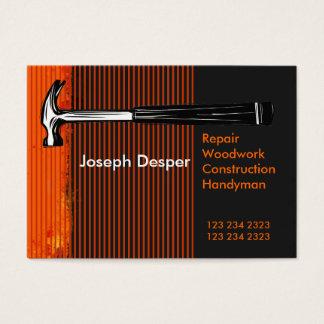 Moderner beruflicher Bau Mr.Handyman Visitenkarte