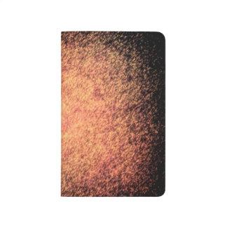 Moderner cooler Entwurf Taschennotizbuch