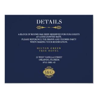 Moderner Druck die Liebe-Wedding Einzelkarte 10,8 X 14 Cm Einladungskarte