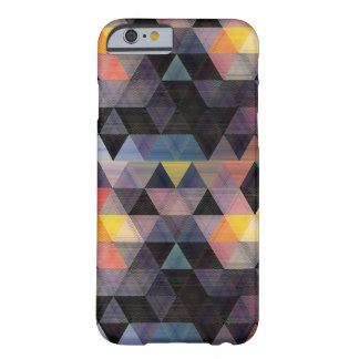 Moderner geometrischer Muster iPhone 6 Fall Barely There iPhone 6 Hülle